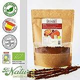 Reishi en polvo BeNatur Plus – 100% Hongo Reishi (Ganoderma Lucidum) de cultivo Ecológico 125 g
