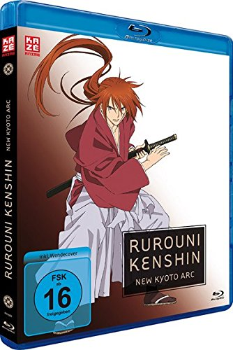 Rurouni Kenshin - New Kyoto Arc (OVA) [Blu-ray]