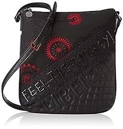 Acheter Desigual 19WAXPX1, sac bandoulière femme 4x28.5x26.2 cm... en ligne