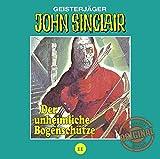 John Sinclair Tonstudio Braun - Folge 11: Der unheimliche Bogenschütze - Jason Dark