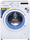 Lloyd 6 kg Fully-Automatic Front Loading Washing Machine (LWMF60, White and Blue)
