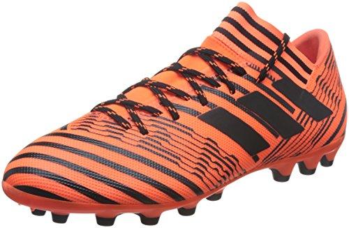 Nemeziz Interno Ag 17 Uomo 3 Solare Nero Adidas Nero Scarpe Interno Calcio Da Multicolore arancione gpqHxPxA