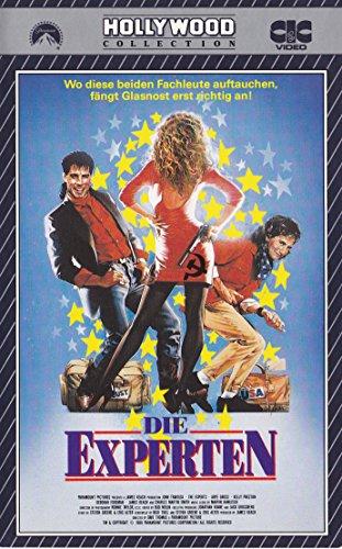 Die Experten [VHS]