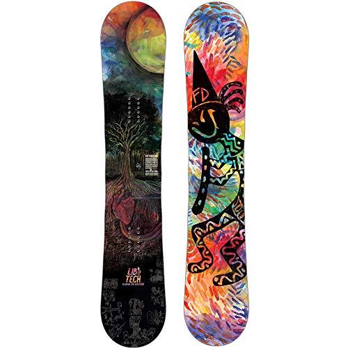 LIB Tech Herren Freestyle Snowboard Box Scratcher BTX 154 2019