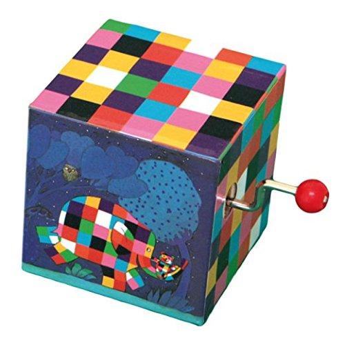 trousselier-cube-musical-manivelle-elmer-lelephant