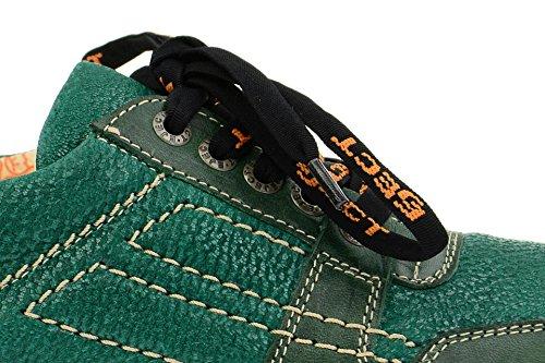 Eject Damenschuhe - sportliche Schnür- Halbschuhe ICE Grün