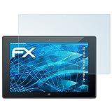 atFolix Schutzfolie kompatibel mit Odys Wintab 9 Plus 3G Folie, ultraklare FX Bildschirmschutzfolie (2X)