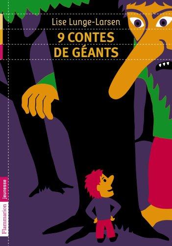 9 contes de géants