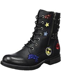 TOM TAILOR Damen 3795615 Desert Boots
