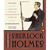 The New Annotated Sherlock Holmes: The Novels (Slipcased Edition) (Vol. 3) by Arthur Conan Doyle (2005-11-17)