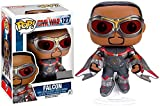 Funko - Pdf00005572 - Pop - Marvel - Captain America 3 - Falcon 127 - Noir/Gris