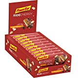 PowerBar Energieriegel Ride Energy mit Magnesium - Fitness-Riegel mit Whey, Hafer und Maltodextrin bei erhöhtem Energiebedarf - Peanut- Caramel (18 x 55g)
