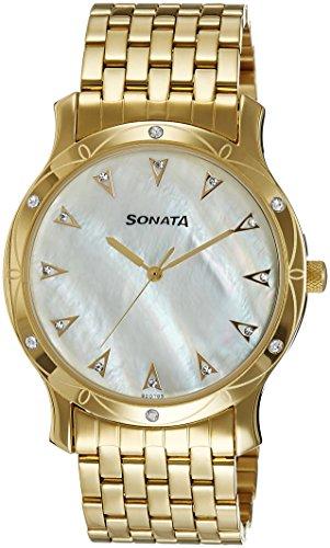 51vmIXtHvOL - Sonata 7107YM02 men watch