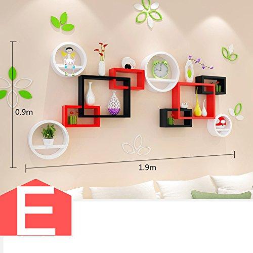 etagere-de-decoration-ronde-creative-en-treillis-peinture-tv-etageres-murales-de-fond-supports-murau