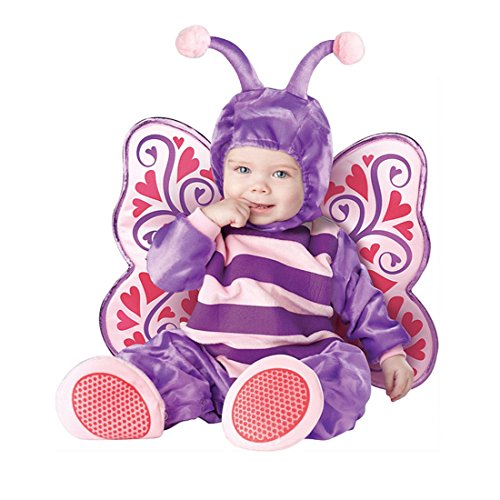 YYF Baby Kleinkinder Animal Kostüm Halloween Party Jumpsuit Winter Strampler (Baby Kostüme Butterfly Halloween)