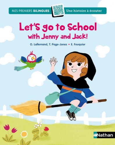 Let's go to School with Jenny and Jack ! par Orianne Lallemand