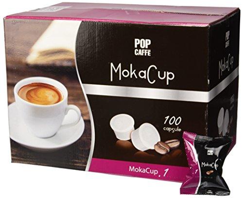 POP Caffè MOKA UNO .1 INTENSO 100 capsule
