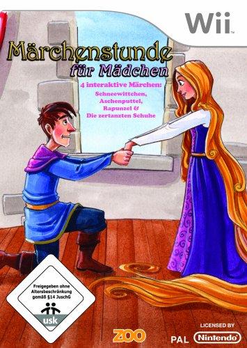 Märchenstunde für Mädchen