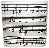 Bougies de conception de note musicale
