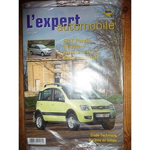 REVUE TECHNIQUE EXPERT AUTOMOBILE FIAT PANDA DEPUIS 2003