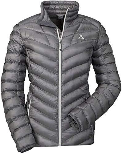 Schöffel Damen Annapolis Thermojacket, Silver Filigree, 42 (Thermo-funktionsjacke Frauen)