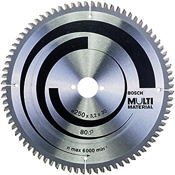 Bosch 2609256896 Lame De Scie Circulaire Spécial 250 Mm