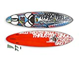 Tabla JP Single Thruster Pro 92 L 2013