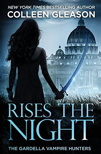 Buchseite und Rezensionen zu 'Rises the Night: Victoria Book 2' von Colleen Gleason