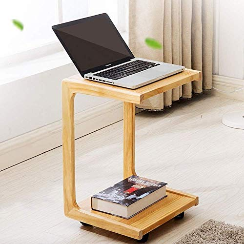 Sofa-Seite, Laptop-Rolling Casters Kleine Teebarz-Farb-Multiale - Sicher Caster