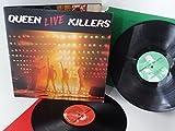 QUEEN live killers, EMC 3302, gatefold, double album