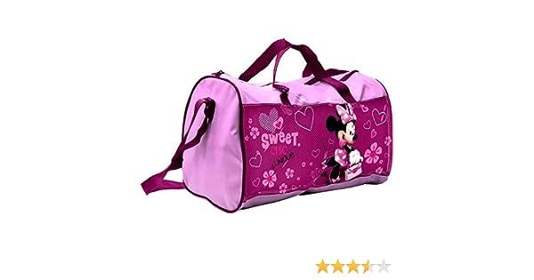 GUIZMAX Sac de Sport Minnie Mouse Fille Voyage Disney