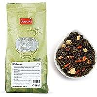 SETTE SAMURAI TÈ VERDE GURMAN'S - Allentato Foglie Di Tè Verde E Frutta Bits 500g
