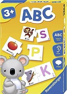 Ravensburger ABC Niño Niño/niña - Juegos educativos (190 mm, 280 mm, 60 mm, Caja, Puzzles)