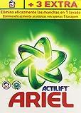 Ariel Actilift - Detersivo per lavatrice, 28 + 3 lavaggi, 2,015 kg, confezione da 2