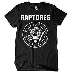 Camiseta Jurassic World - Raptores (Karlangas)