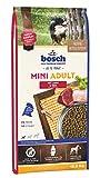 Bosch Mini Croquette Agneau/Riz pour Chien Adulte Petite Race 15 kg