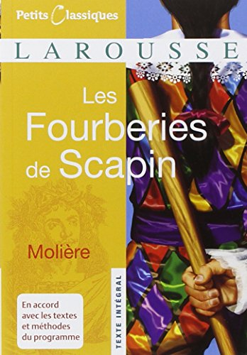 Les Fourberies de Scapin par MOLIERE