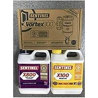 Sentinel System Care Pack B Direct Fit (incluye filtro Sentinel X100, X800, Eliminator Vortex 300)