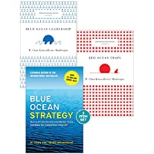 "Blue Ocean Strategy with Harvard Business Review Classic Articles ""Blue Ocean Leadership"" and ""Red Ocean Traps"" (3 Books) (English Edition)"