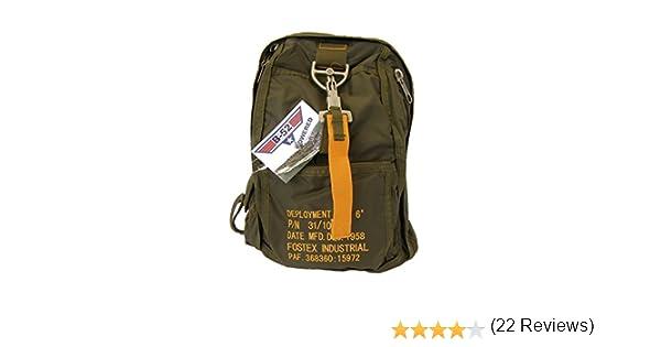 Zaino Militare PARA BAG mod 6 Borsa Paracadutismo ParaBag Paracadutista