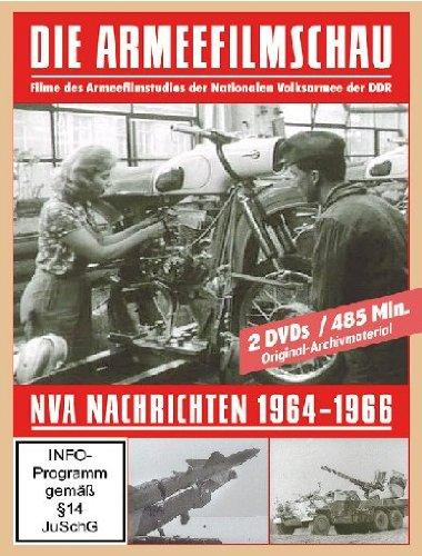 Die Armeefilmschau – NVA Nachrichten 1964-1966 [2 DVDs]