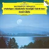 """Beethoven: Piano Sonatas Nos.8 """"Pathétique"""", 13 & 14 """"Moonlight"""""""
