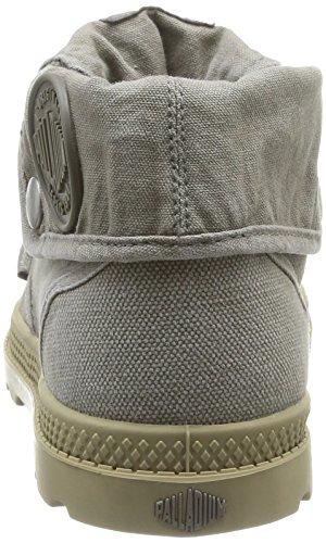 Palladium Baggy Low Lp, Boots femme Gris (Concrete/Putty)