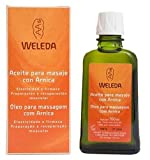 Weleda - Aceite de arnica para masaje 100 ml de