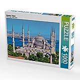 CALVENDO 4059478907263 Istanbul, Türkei Foto-Puzzle Bild von Roder Peter, 1000 Teile, Weiß, Lege-Größe 64 x 48 cm