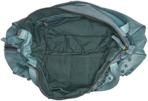 Taschendieb Td0858, sac à main Türkis (mint)