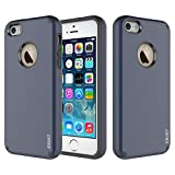 CRUST Slim Armor Dual Layer Shock Proof Hybrid Hard & Soft Case Back