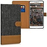 kwmobile Hülle für Xiaomi MI Max - Wallet Case Handy