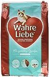 Wahre Liebe Katzenfutter Mollige Katze, 1er Pack (1 x 4 kg)