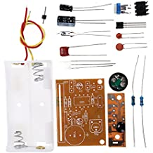 Rishil World DIY Touch Vibration Alarm Kit Electronic Training Teaching